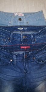 Denim - 3 pair lot!!! size 3 denim jean bundle